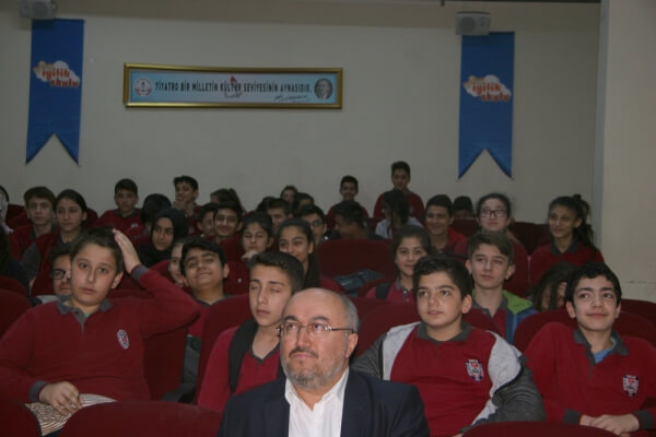 Ayvalıdere Ortaokulu