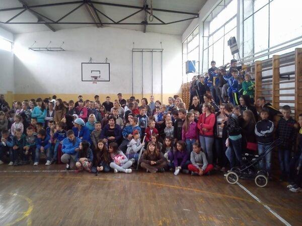 Bosna Hersek'te Eğitime Destek Projesi