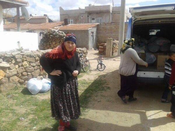 Deniz Feneri Yoksul Aileler İçin Nevşehir'deydi