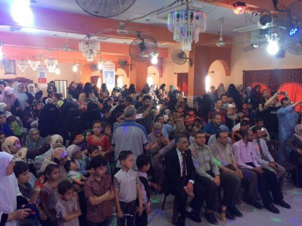 Gazze yetimhane