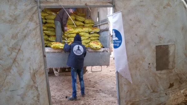 Halep Yardımları