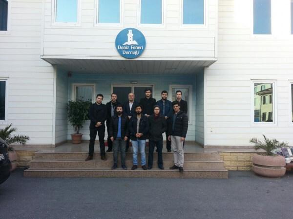 Hukuk Öğrencileri Ziyaret