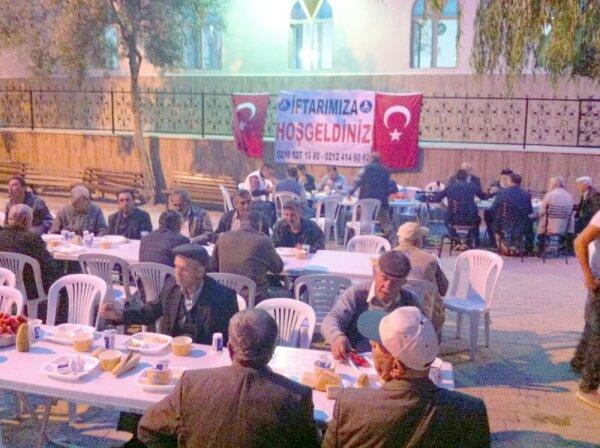Köy İftarları