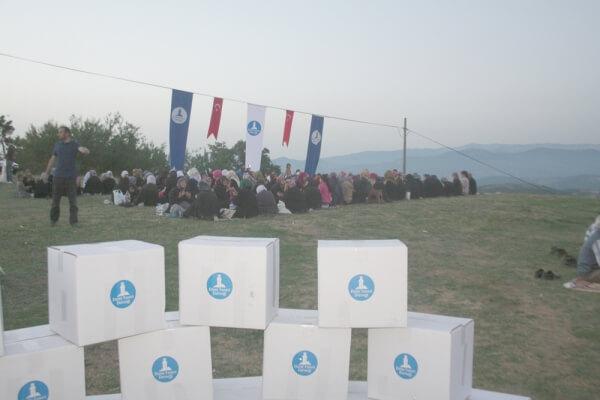 Köy iftarları