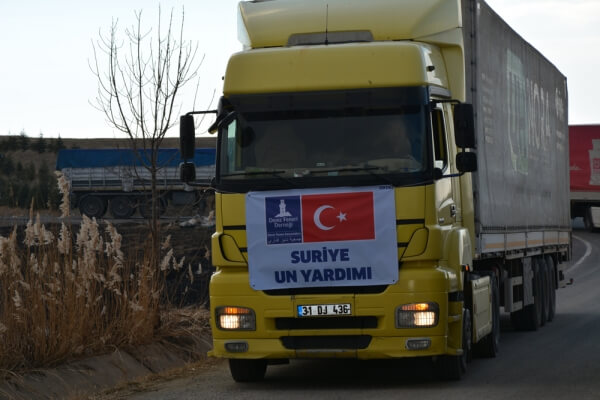 Suriye Yardım