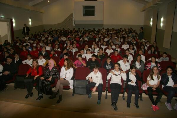 Toki Avrupa Konutları Ortaokulu