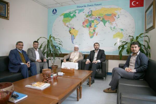 Yemen ziyareti