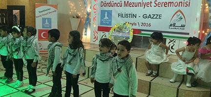 Acı ve Gözyaşının Adresi Gazze'den Mutlu Haber