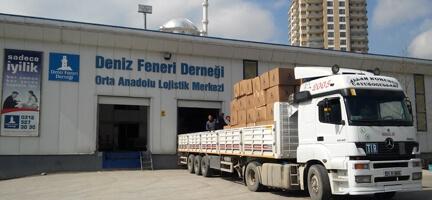 Ankara Şubemizden Suriyeli Misafirlere Yardım