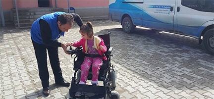 Deniz Feneri Derneği İstanbul Şubesi ramazan öncesi sofralar Kurulsun diye karadeniz yollarında...