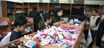 Deniz Feneri Kastamonu Gezici Giyim Mağazası Açıldı