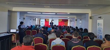 Gönüllüyüm, Gönüllüsün, Gönüllüyüz programı İzmir'de yapıldı