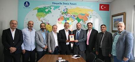 Irak Türkmenleri Kardeşlik Ve Kültür Derneği'nden Derneğimize Ziyaret