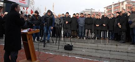 İylik Kervanı Türkmenler İçin Yola Çıktı