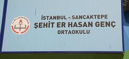 Şehit Er Hasan Genç Ortaokulu Öğrencileri İyilik Okuluna Başladı