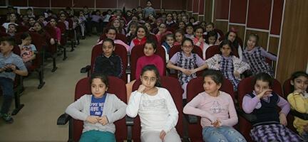 Sultangazi Yunus Emre İlköğretim Okulunda İdik