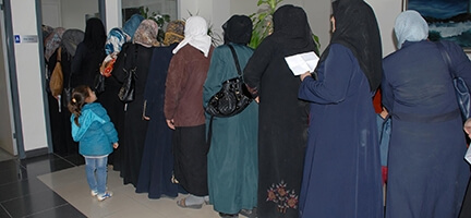 Suriyeli misafirlerimizi unutmayalım