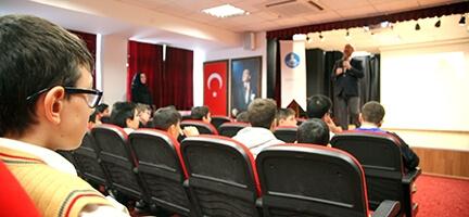 TOKİ Seyit Nizam Şehit Semih Balaban İHL'de İyilik Konuşuldu
