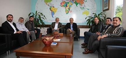 Yeryüzü Doktorları yönetim kurulu üyeleri Genel Merkezi'mizi ziyaret etti.