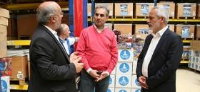 Fox Tv Haber Genel Yay�n Y�netmeni Do�an �ent�rk Deniz Feneri Derne�i'ni ziyaret etti.