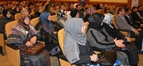 Gönüllüyüm, Gönüllüsün, Gönüllüyüz programı Ankara'da yapıldı