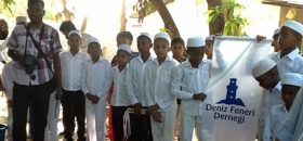 Sri Lankal� yetimlerin imdad�na T�rkiye yeti�ti