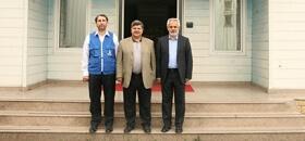 T�rkiye Gazetesi Genel Yay�n Y�netmeni �smail Kapan Deniz Feneri Derne�i'ni ziyaret etti