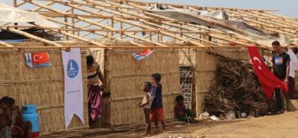 Arakanlı Mültecilere Konut Projesi