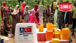 Su Kuyusu - Etiyopya