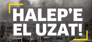 Halep için acil destek çağrısı