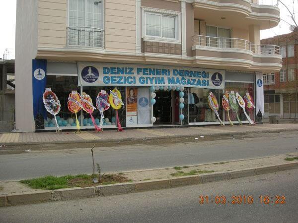 Adıyaman Gezici Giyim Mağazamızı Açtık