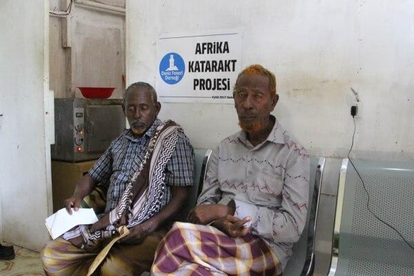 Afrika Katarakt Projesi