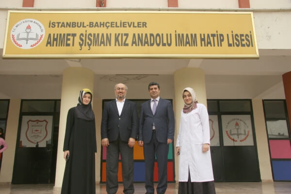 Ahmet Şişman Kız İmam Hatip Lisesi