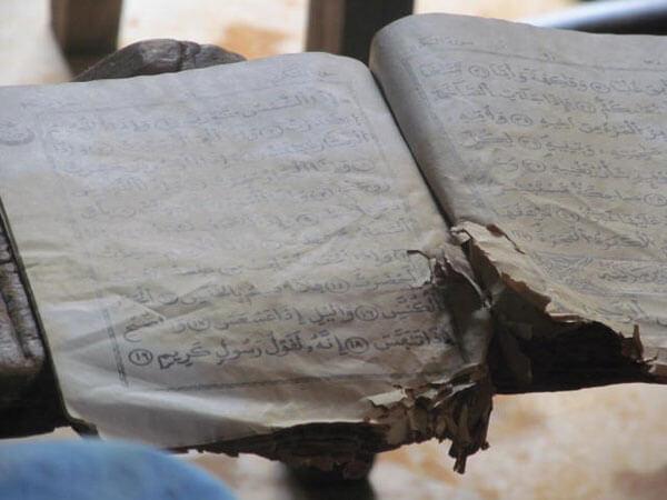 Bize Kur'an-ı Kerim Gönderin