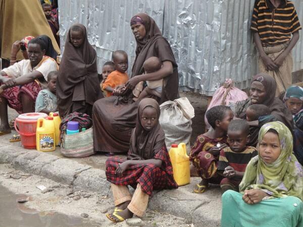 BM Somali'de Kıtlık İlan Etti