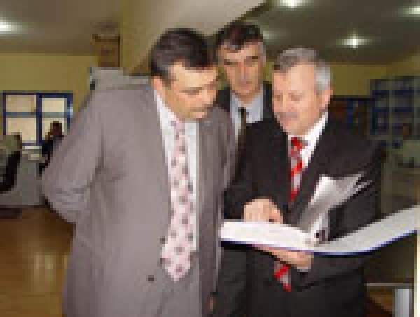 Bulgaristan Başkonsolosu´ndan Derneğimize Ziyaret