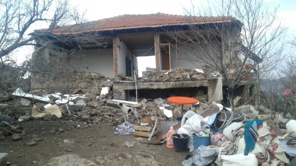 Canakkale deprem