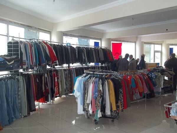 Çankırı Gezici Giyim Mağazamız Açıldı