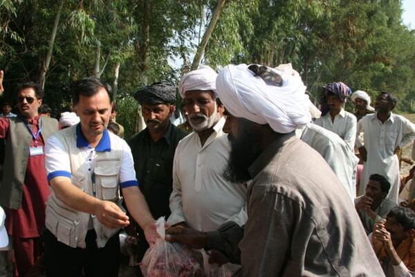 Deniz Feneri Kurban Organizasyonu Pakistan