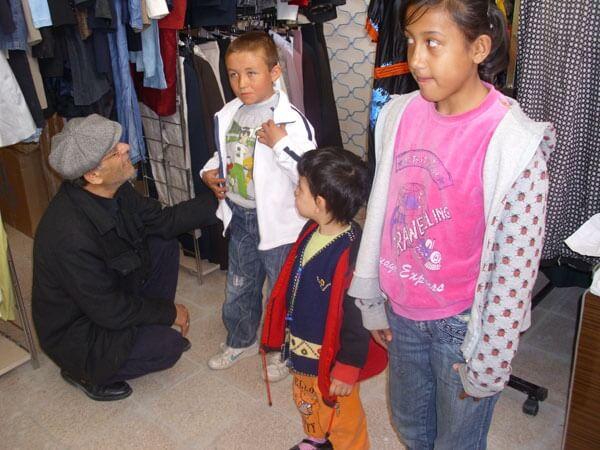 Deniz Feneri Niğde Gezici Giyim Mağazası Açıldı