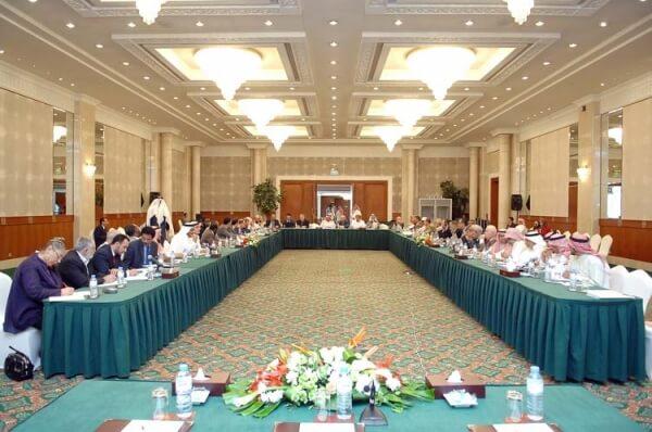 Derneğimiz Arap Birliği 1. Arap İnsani Yardım Kuruluşları Toplantısına Katıldı