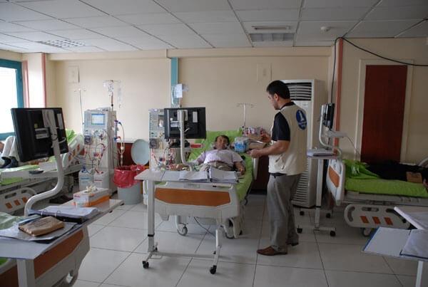 Diyaliz Hastalarına Simit