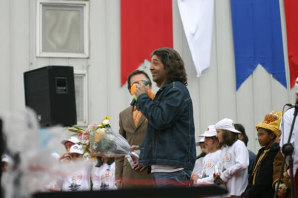 Dualarımız Deniz Feneri Gönüllüsü Murat Göğebakan'la