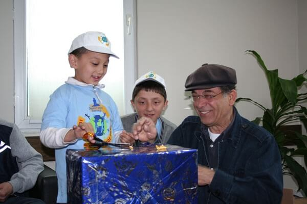 Elazığlı Depremzede Çocuklar Dileklerine Kavuştu