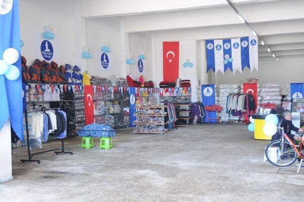 Gaziantep Gezici Giyim Mağazamız Açıldı
