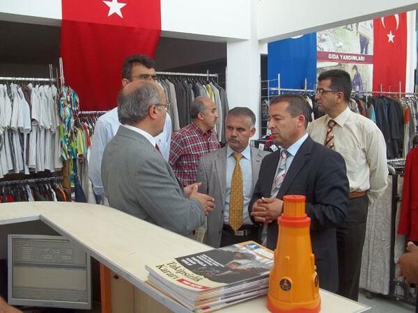 Gezici Giyim Mağazamız Yozgat'ta