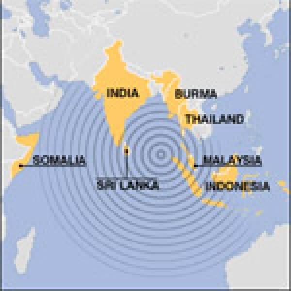Gönüy Asya'da Ölü Sayısı 30 Bin...