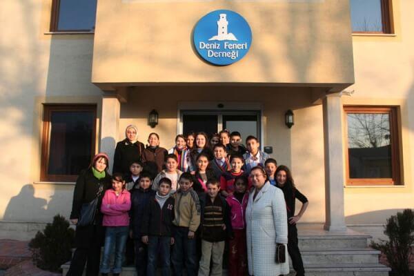 Güngören Bilgi Evi'nden Deniz Feneri'ni Ziyaret