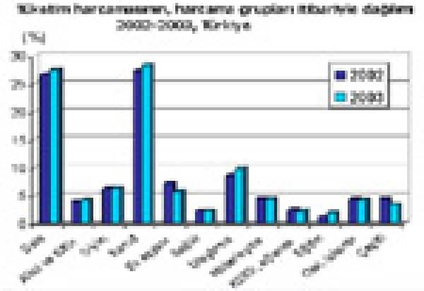 Hanehalkı Tüketim Anketinden Çarpıcı Sonuçlar