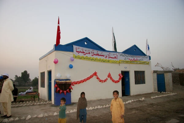 Inaugural Ceremony of Projects